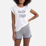 La Redoute Collections Cotton Short Pyjamas