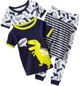 Carter's t-rex pajama set - toddler