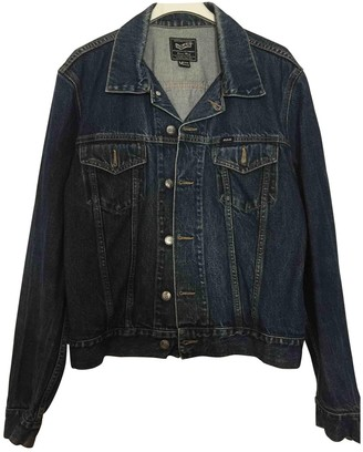 Gas Jeans Blue Denim - Jeans Jackets