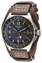 Filson Journeyman GMT Watch 44 mm
