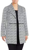 Nipon Boutique Plus Long-Sleeve Blazer