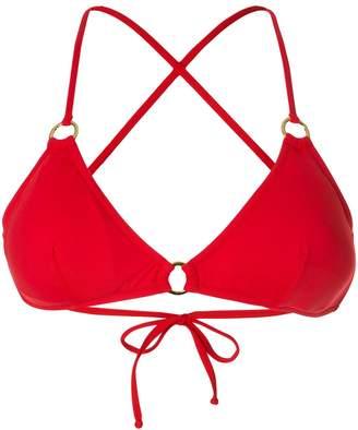 Melissa Odabash Sardegna triangle bikini top