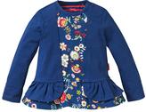 Oilily Blue Floral Twinkle Top - Infant Toddler & Girls