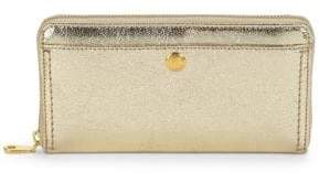 Cole Haan Benson II Leather Continental Wallet