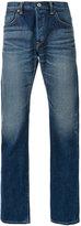 Edwin denim regular straight jeans - men - Cotton - 29