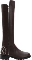Ann Creek Cuchi Star Studded Knee High Boot (Women's)