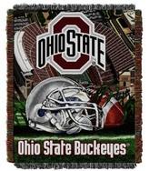 NCAA Ohio State Buckeyes Home Field Advantage College Throw