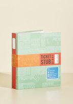 Chronicle Books Ticket Stub Diary