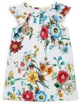 Hannah Banana Little Girl's Floral Print Dress