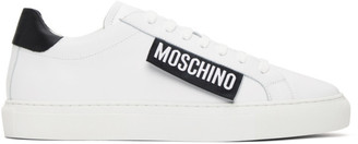 Moschino White Label Sneakers