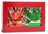 Godiva Milk and Dark Cocoa Holiday Gift Set