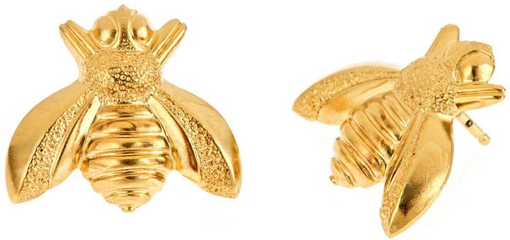 Emily Elizabeth Jewelry Bee Stud Earrings