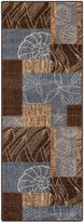 Asstd National Brand Ocean Collage Runner Rug