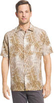 Van Heusen Big & Tall Oasis Classic-Fit Button-Down Shirt