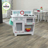 Kid Kraft Classic Kitchenette Wooden Play Kitchen - White