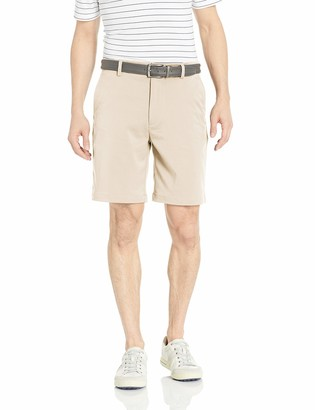 Amazon Essentials Classic-Fit Stretch Golf Short Stone 38