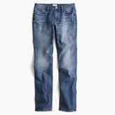 J.Crew Petite matchstick jean in Stockdale wash