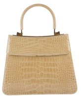 Judith Leiber Convertible Alligator Bag