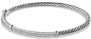 David Yurman Petite Pavé Bracelet with Diamonds