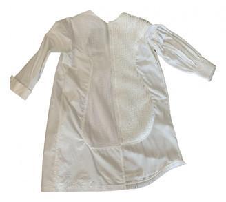 Undercover Beige Cotton Dresses
