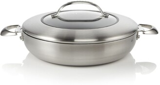 Scanpan CTX Chef Pan with Lid (32cm)