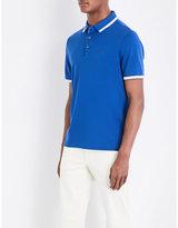 Michael Kors Cotton-jersey polo shirt