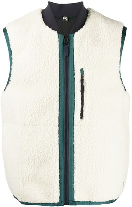 Paul Smith Reversible Contrast-Trimmed Gilet