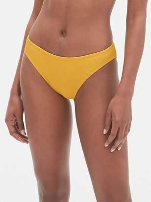 Gap Ribbed Classic Bikini Bottom