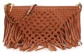 Elliott Lucca Lucca 3-Way Demi Leather Crossbody Bag