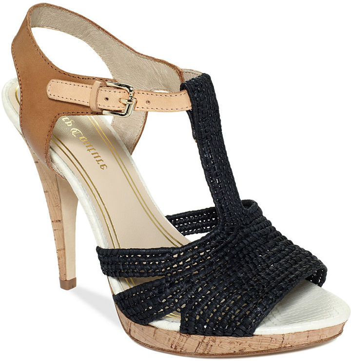 Juicy Couture Women's Shoes, Amali High Heel Sandals