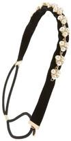 Tasha Crystal & Imitation Pearl Embellished Headwrap
