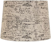 JCP HOME Linen Print Lamp Shade