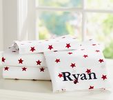 Pottery Barn Kids Organic Star Sheet Set