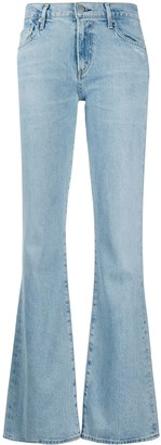 Citizens of Humanity Low Rise Bootcut Jeans