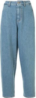 Chiara Ferragni Wide-Leg Jeans