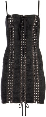 Dolce & Gabbana Bustier Mini Dress