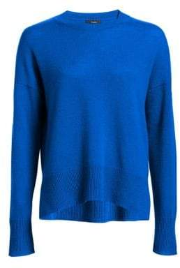 Theory Karenia Cashmere Knit Top