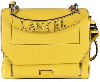 Lancel Logo Shoulder Bag