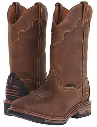Dan Post Blayde (Saddle Tan) Cowboy Boots