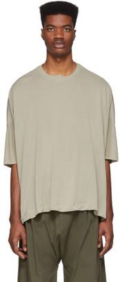 Jan-Jan Van Essche Beige Washi Jersey T-Shirt