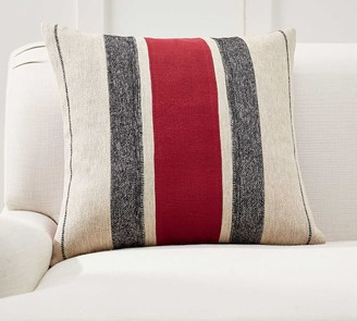 Pottery Barn Natasha Striped Pillow Cover