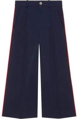 Gucci Crepe Culotte Pants