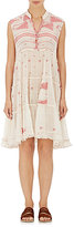 Joshi Women's Maya Cotton Gauze Dress-WHITE