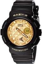 Casio Women's Baby G BGA195M-1A Rubber Quartz Sport Watch