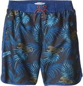 Little Marc Jacobs Polyamide Swimsuit Twill Surfer (Toddler/Little Kids/Big Kids)