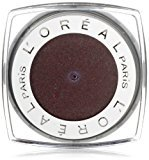 L'Oreal Infallible 24 HR Eye Shadow, Smoldering Plum, 0.12 Ounces