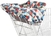 Skip Hop Take Cover Shopping Cart/High Chair Cover - Triangles