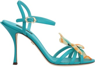 Dolce & Gabbana Devotion Sandals