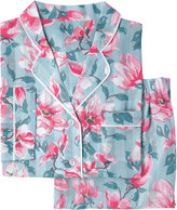 Cath Kidston Magnolia Satin Stripe Pyjamas