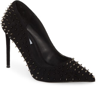 Steve Madden Vala Spiked Pointed Toe Pump